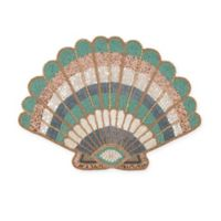 Scallop Shell Beaded Placemat
