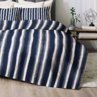 Deny Designs Indigo Style King Comforter Set in Indigo