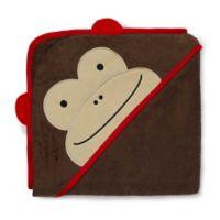 SKIP*HOP® Zoo Monkey Hooded Towel