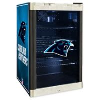 NFL Carolina Panthers 4.6 cu. ft. Beverage Cooler
