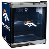 NFL Denver Broncos 1.8 cu. ft. Beverage Cooler