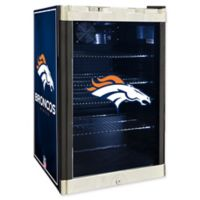 NFL Denver Broncos 4.6 cu. ft. Beverage Cooler