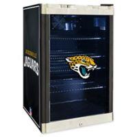 NFL Jacksonville Jaguars 4.6 cu. ft. Beverage Cooler