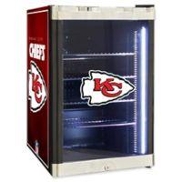 NFL Kansas City Chiefs 2.5 cu. ft. Beverage Cooler