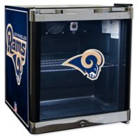 NFL Los Angeles Rams 1.8 cu. ft. Beverage Cooler