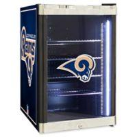 NFL Los Angeles Rams 2.5 cu. ft. Beverage Cooler