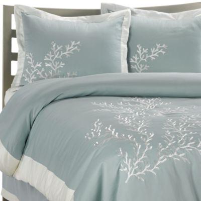 Buy Aqua King Comforter Set From Bed Bath Amp Beyond
