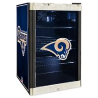 NFL Los Angeles Rams 4.6 cu. ft. Beverage Cooler