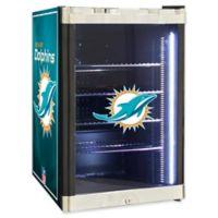 NFL Miami Dolphins 2.5 cu. ft. Beverage Cooler