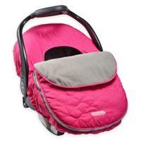JJ ColeR Car Seat Cover In Sassy Pink Wave