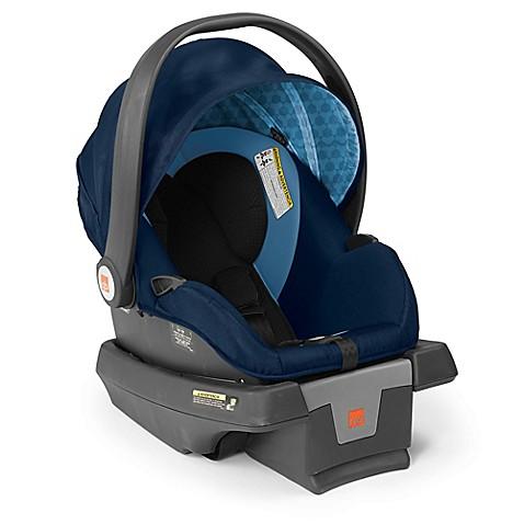 gb asana 35 dlx infant car seat in midnight bed bath beyond. Black Bedroom Furniture Sets. Home Design Ideas