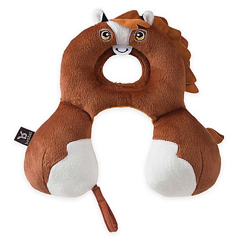 Benbat Travel Friends Horse Infant Head Support Bed