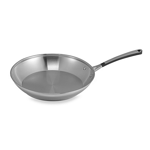 how to cook an omelette in a stainless steel pan