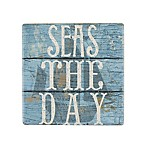 Thirstystone® Occasions Seas the Day Square Coaster