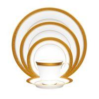 Noritake® Crestwood Gold 20-Piece Dinnerware Set