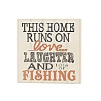 Thirstystone® Occasions Fishing Square Coaster