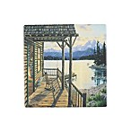 Thirstystone® Occasions Mountain Lake Retreat Square Coaster