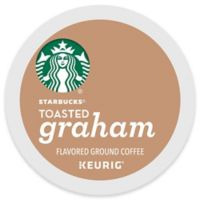 Keurig® K-Cup® Pack 16-Count Starbucks® Toasted Graham Coffee