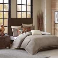 Hampton Hill Roaring River 8-Piece Queen Comforter Set in Flint