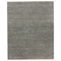 Exquisite Rugs Woven Earth 8-Foot x 10-Foot Area Rug in Black