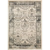 Surya Altamont 2-Foot x 3-Foot Accent Rug in Black