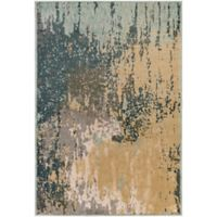 Surya Carlisle Abstract 1-Foot 10-Inch x 2-Foot 11-Inch Accent Rug in Beige