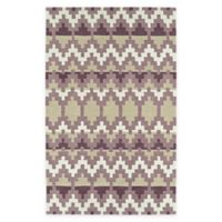 Kaleen Lakota Wasula 9-Foot x 12-Foot Area Rug in Purple