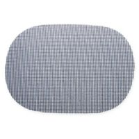 Kraftware™ Fishnet Oval Placemats in Navy (Set of 12)