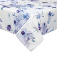 Lenox® Indigo Floral 60-Inch x 84-Inch Oblong Tablecloth