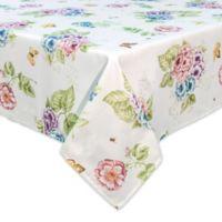 Lenox® Butterfly Meadow Hydrangea 52-Inch x 70-Inch Oblong Tablecloth