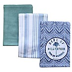 Tommy Bahama® Palm Tree Kitchen Towels (Set of 3)