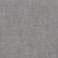 GLOWE Tweed Fabric Roman Shade Swatch in Neutral Grey