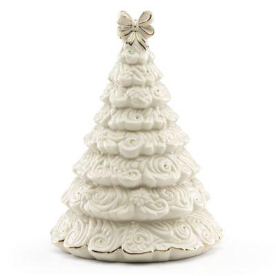 Lenox® Fiber Optic Lighted Christmas Tree Figurine