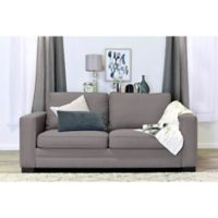 Serta® Hemsley Upholstered Sofa in Pewter