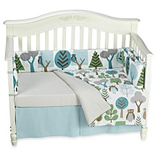Dwell Studio Owls Sky Piece Crib Set And Accessories Buybuy Baby