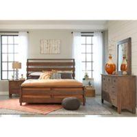 Panama Jack Driftwood 5-Piece Queen Bedroom Set
