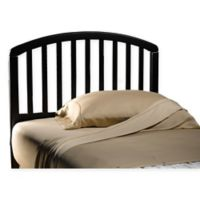 Hillsdale Carolina Twin Headboard in Black