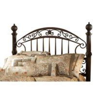 Hillsdale Chesapeake Queen Headboard in Rustic Old Brown