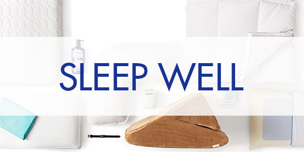 image of products that are intended to help you sleep well