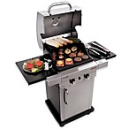 Char-Broil® Signature™ TRU-Infrared 463675016 Cabinet 325 2-Burner Gas Grill Black