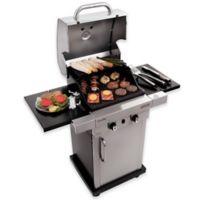 Char-Broil® Signature™ TRU-Infrared 463675016 Cabinet 325 2-Burner Gas Grill Black