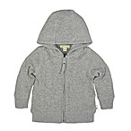 Burt's Bees Baby® Size 3M Quilted Bee Jacket in Grey