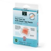 Earth Therapeutics® K-Beauty Foot Care 5-Pack Hydrogel Heel Patch