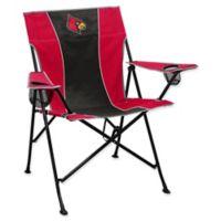University of Louisville Foldable Pregame Chair