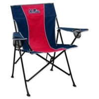 University Of Mississippi Foldable Pregame Chair