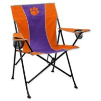 Clemson University Foldable Pregame Chair