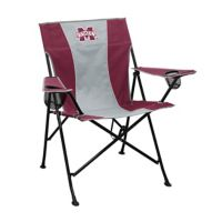 Mississippi State University Foldable Pregame Chair