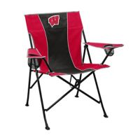 University of Wisconsin Foldable Pregame Chair