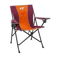 Virginia Tech Foldable Pregame Chair