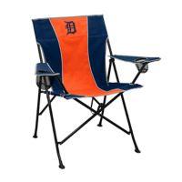 MLB Detroit Tigers Foldable Pregame Chair